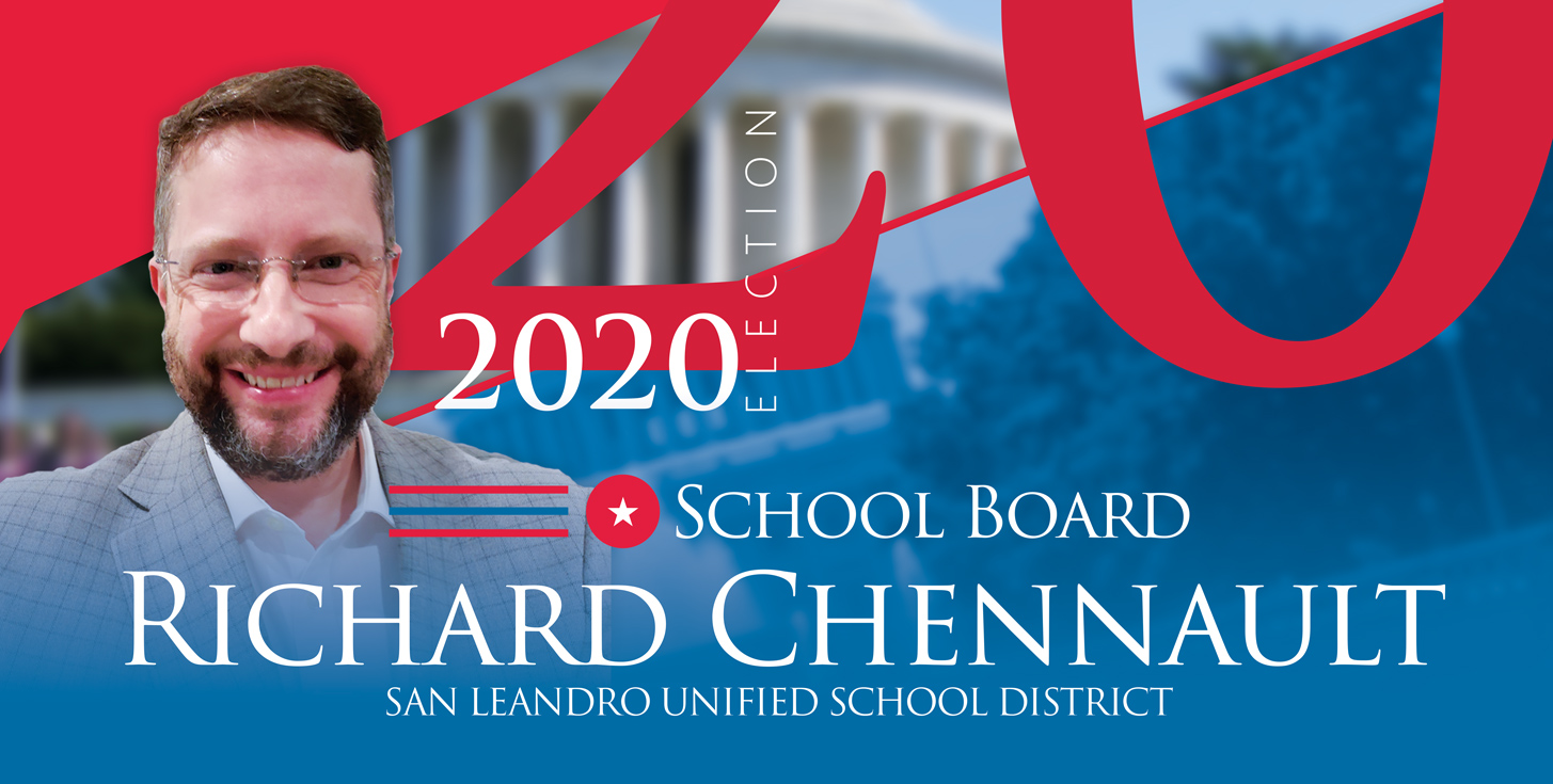 Chennault for San Leandro Unified School District